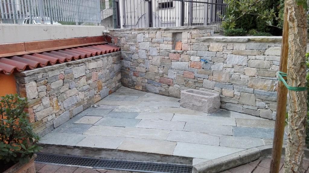 Rivestimenti in pietra Monza